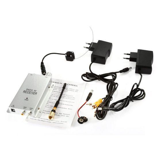 offertehitech-203C 1.2G Wireless Camera Set