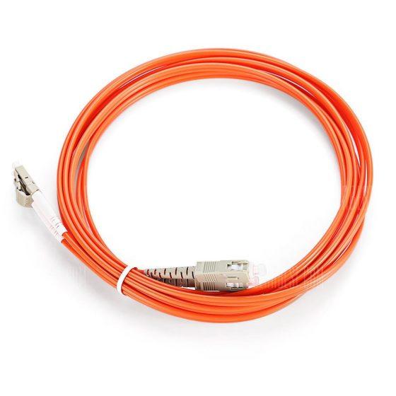offertehitech-3M LC - SC DMM Duplex Fiber Optic Patch Cable