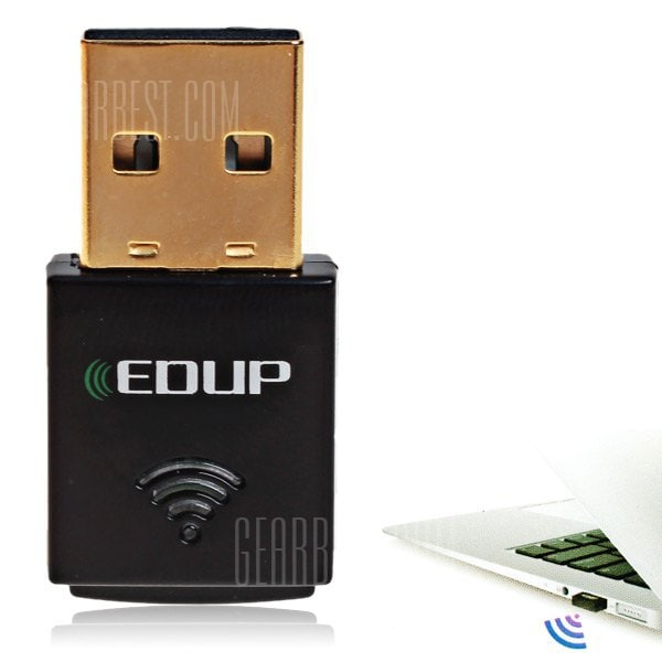 offertehitech-EDUP EP - N1557 300M Wireless 802.11N Mini USB Adapter