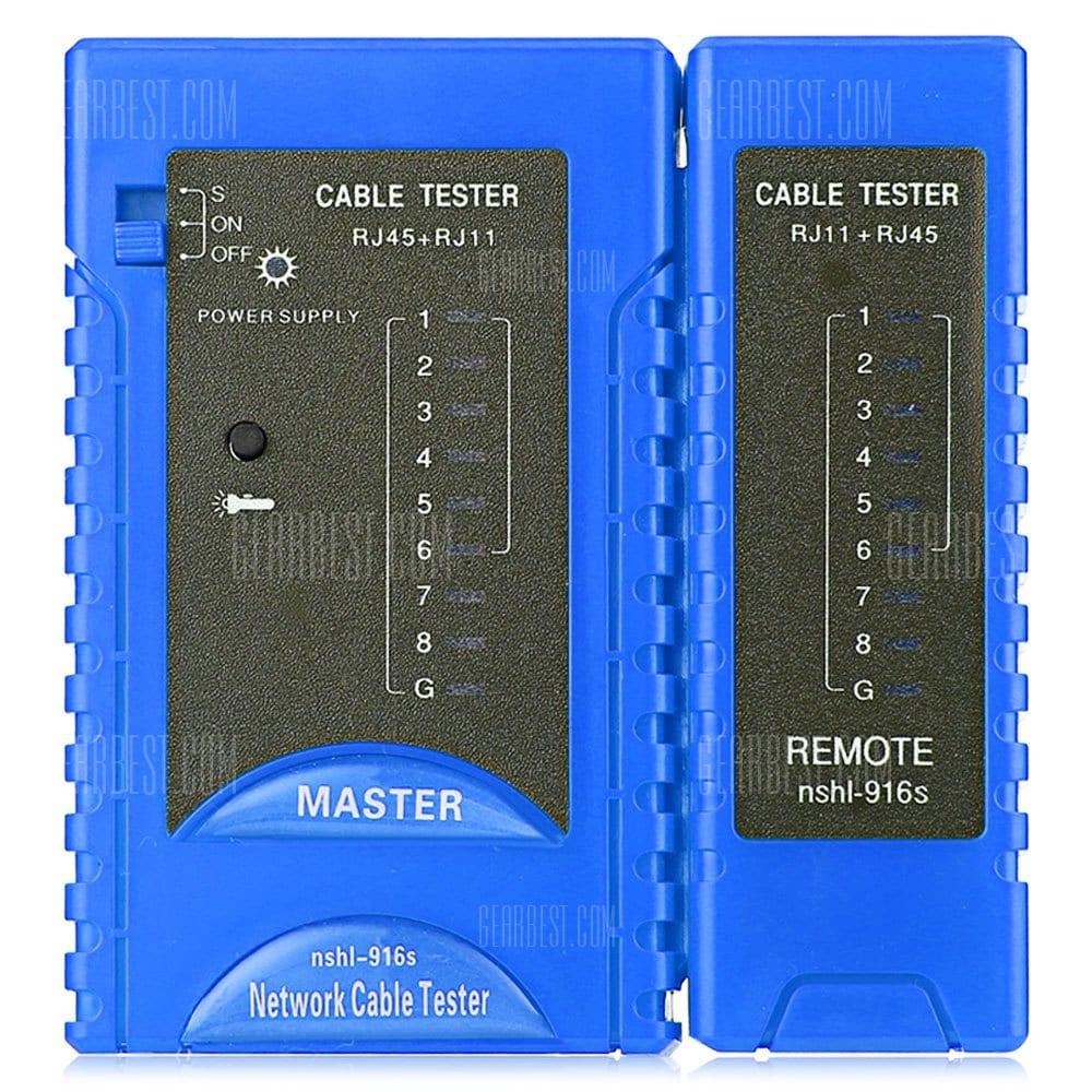 offertehitech-NSHL - 916S Network LAN Cable Tester