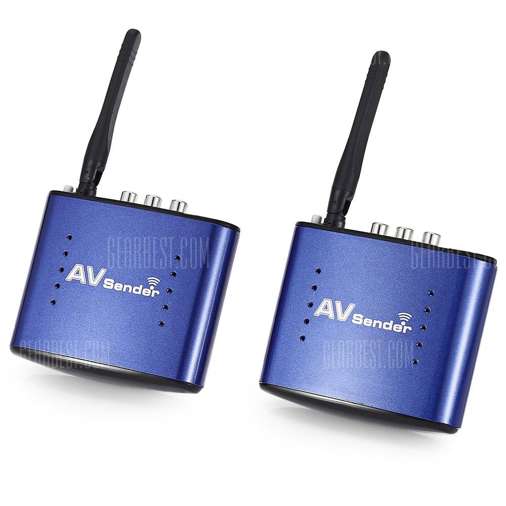 offertehitech-Portable 5.8GHz Wireless AV Transmitter + Receiver 200m