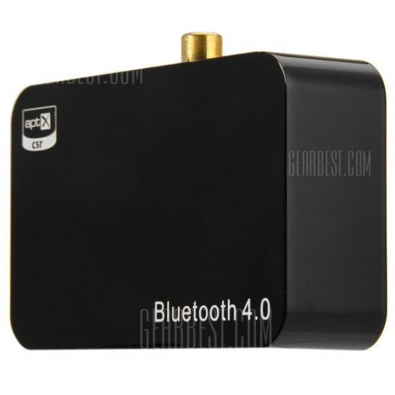 offertehitech-TS  -  BTAD01 Wireless Bluetooth 4.0 Music Receiver 3.5mm Adapter for iPhone 5V