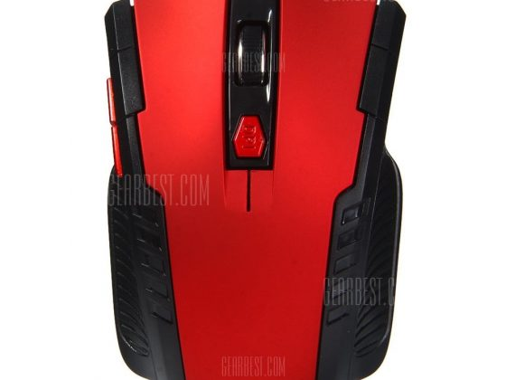 italiaunix-2.4GHZ Wireless Gaming Mouse 6 Keys USB Receiver Pro Gamer Mice For PC  Gearbest