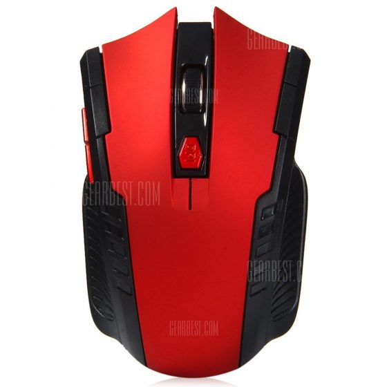 italiaunix-2.4GHZ Wireless Gaming Mouse 4 Keys USB Receiver Pro Gamer Mice For PC  Gearbest