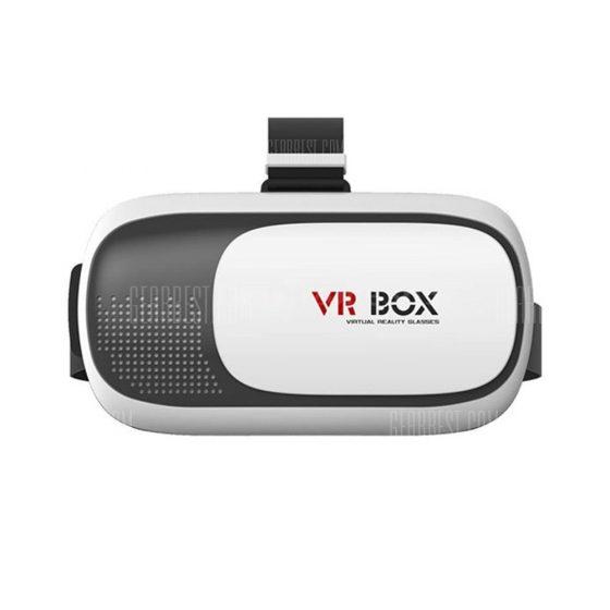 italiaunix-3D Virtual Reality Glasses Resin Lenses