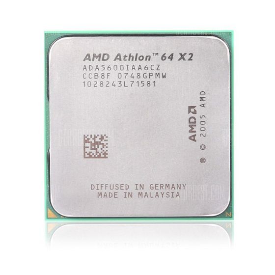 italiaunix-AMD Athlon 64 X2 5600 Dual-core 2.0GHz CPU