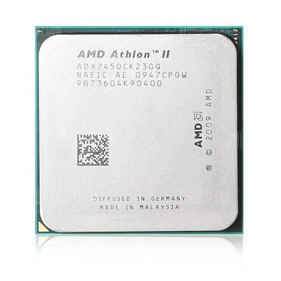 italiaunix-AMD Athlon II X2 245 2.9GHz AM3 Dual Core CPU Processor