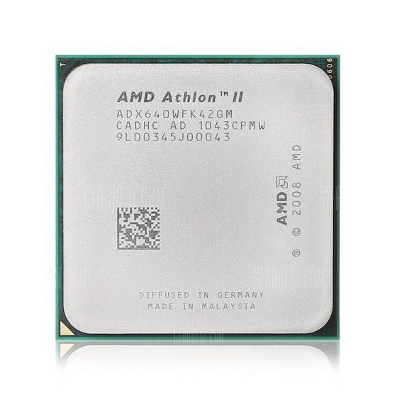 italiaunix-AMD Athlon II X4 640 3.0GHz AM3 Quad-core CPU Processor
