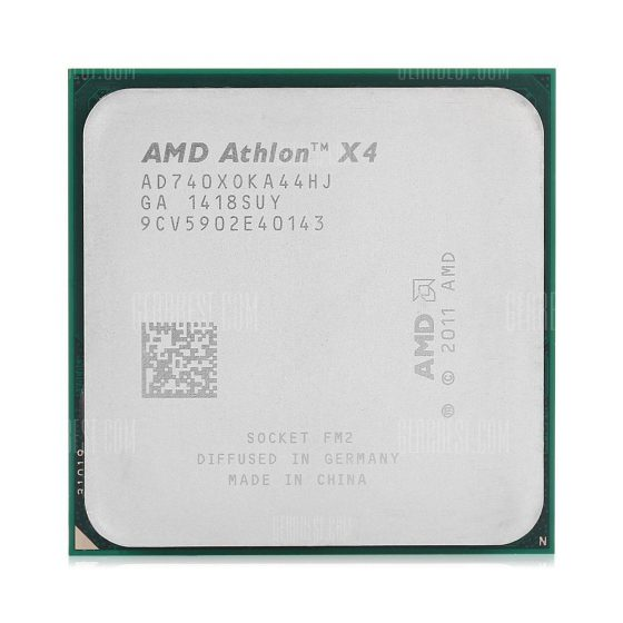 italiaunix-AMD Athlon II X4 740 Processor Quad-core CPU