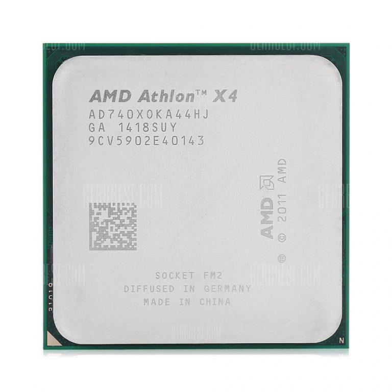 italiaunix-AMD Athlon II X4 740 Processor Quad-core CPU