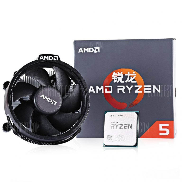 italiaunix-AMD Ryzen 5 1600 3.2GHz Socket AM4 Processor