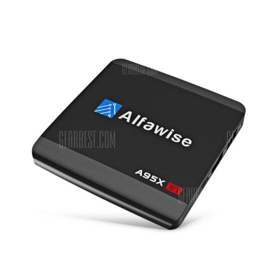 italiaunix-Alfawise A95X R1 TV Box  Gearbest