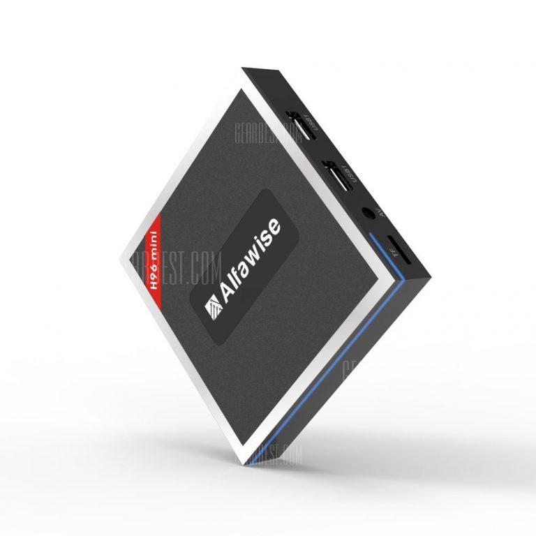 italiaunix-Alfawise H96 Mini TV Box