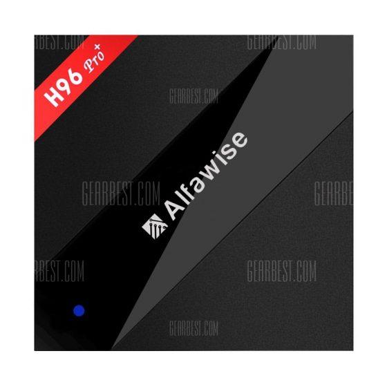 italiaunix-Alfawise H96 Pro+ TV Box 3GB RAM + 64GB ROM