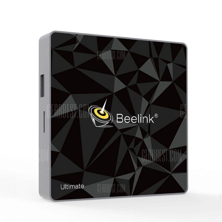 italiaunix-Beelink GT1 Ultimate 3GB DDR4 + 32GB EMMC TV Box
