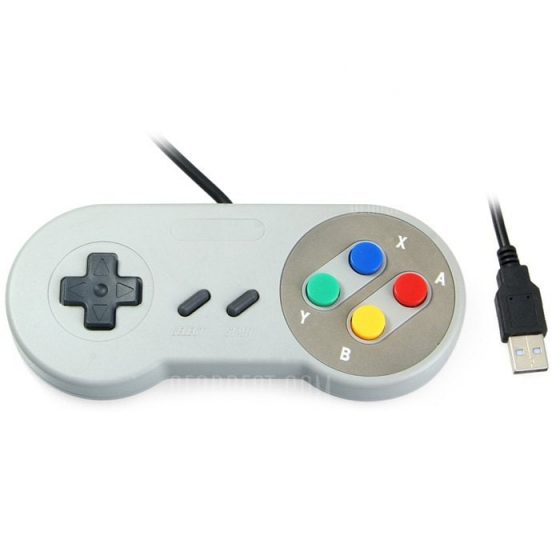 italiaunix-Classic USB Controller for SNES  Gearbest
