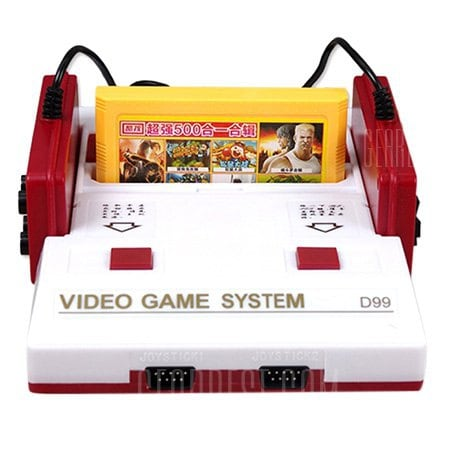 italiaunix-D99 Family PAL Format TV Video Game Console