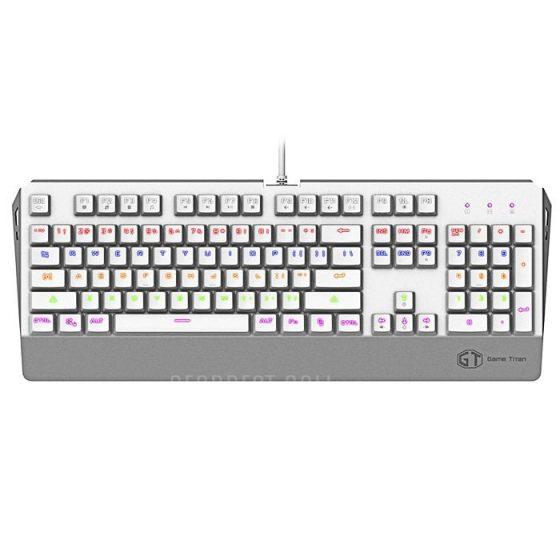 italiaunix-Delux KM06 NKRO Wired USB Gaming Keyboard