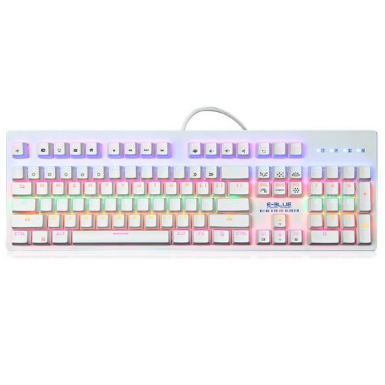 italiaunix-E - 3LUE K757 Mechanical Keyboard for Gamers 104 Keys
