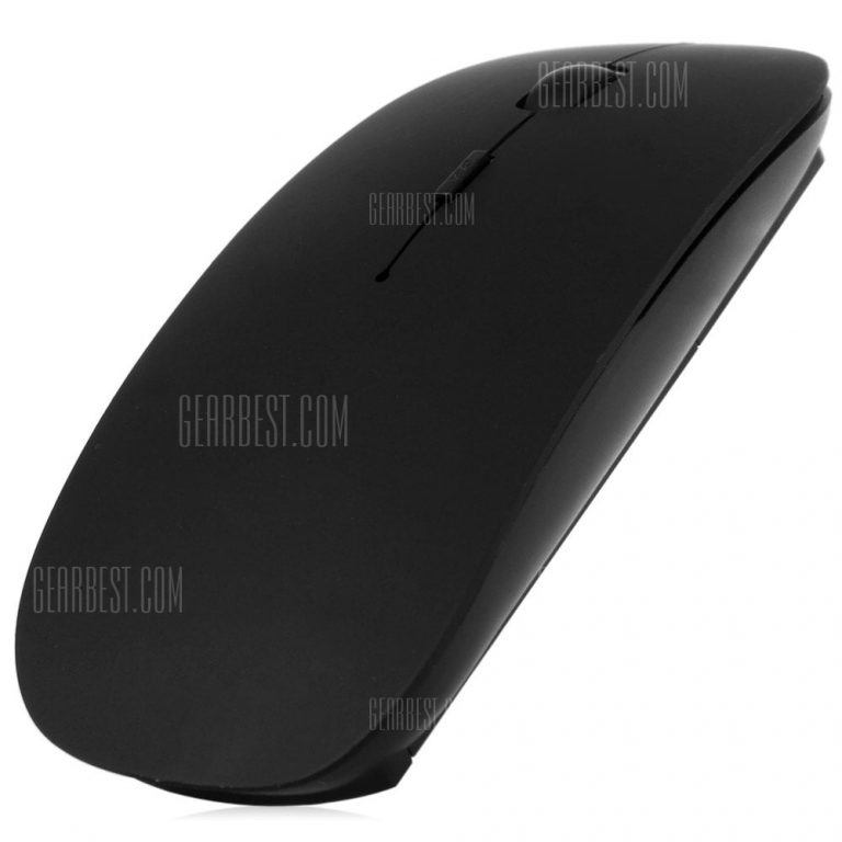 italiaunix-E37 Bluetooth 3.0 Optical Wireless Mouse with 1600DPI for Laptop / PC / Tablet PC  Gearbest