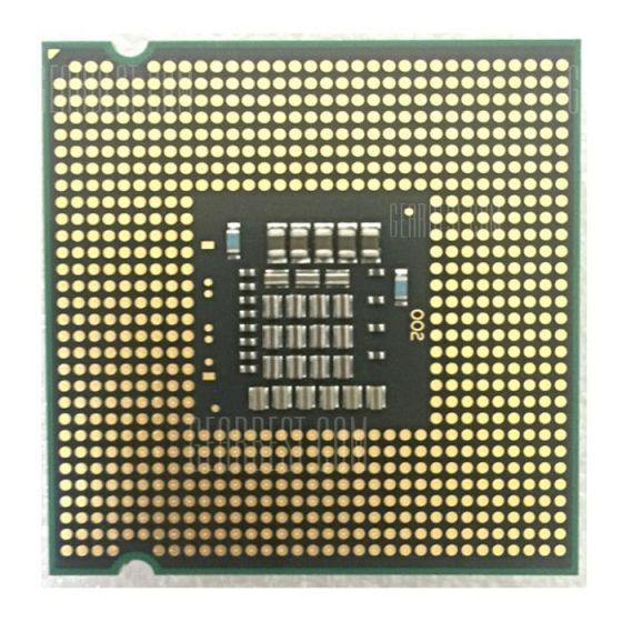 italiaunix-E8400 Intel Core 2 Duo Dual-core 64Bit CPU