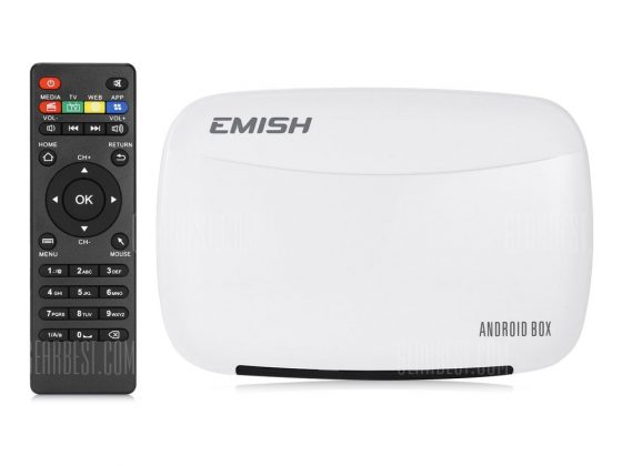 italiaunix-EMISH X700 Smart TV Box