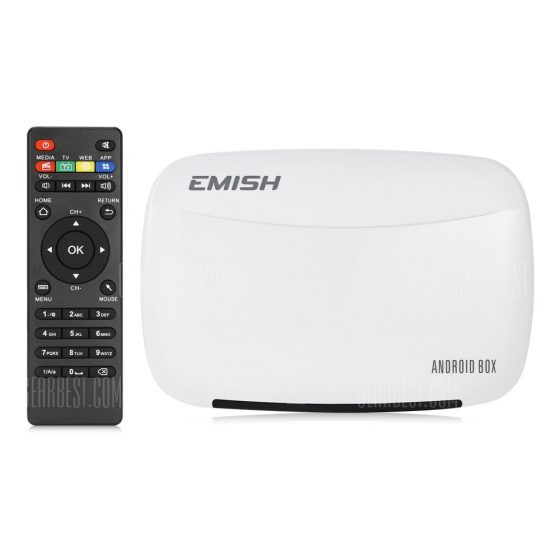 italiaunix-EMISH X700 Smart TV Box