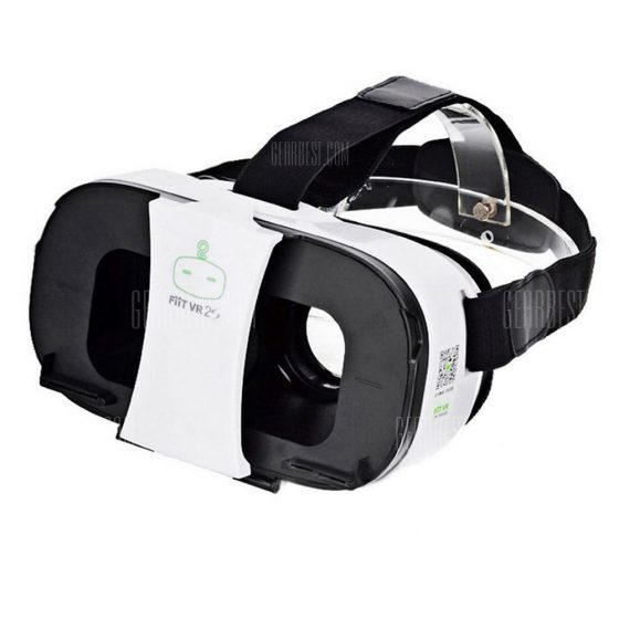 italiaunix-FIIT VR 2S 3D Virtual Reality Glasses with Remote Controller