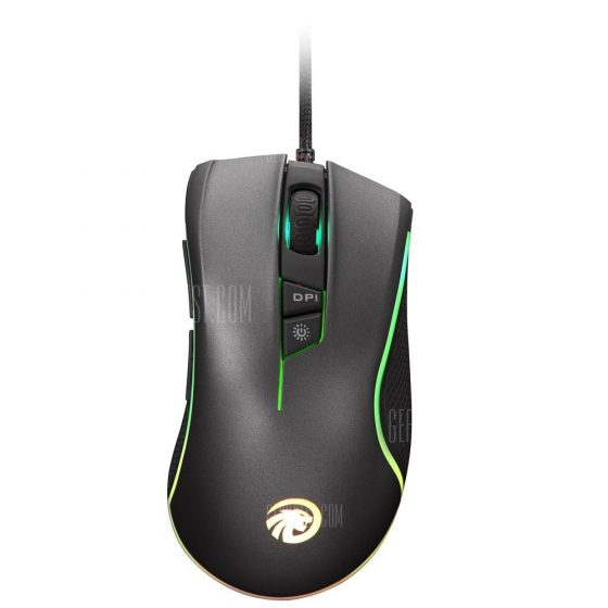 italiaunix-FMOUSE F300 4000DPI Wired Optical Gaming Mouse