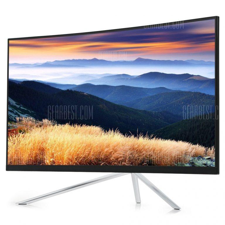 italiaunix-ForGame MK24FC 23.6 inch 1800R Computer Monitor  Gearbest