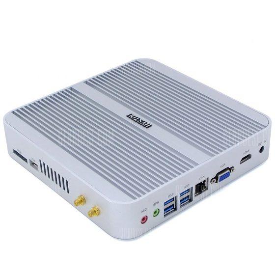 italiaunix-HYSTOU  FMP03 - i3 - 6100U Windows 10 Mini PC