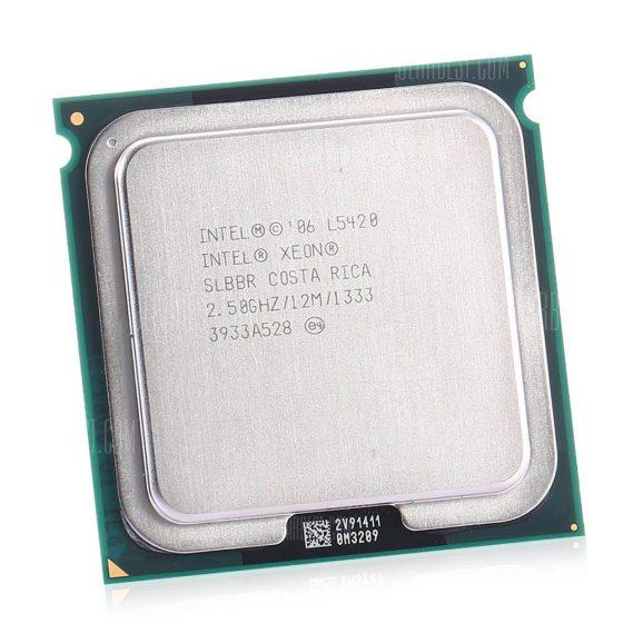 italiaunix-INTEL L5420 2.58GHz Quad-core CPU