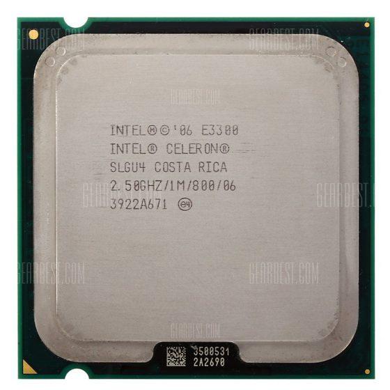 italiaunix-Intel Celeron E5300 Dual-core CPU