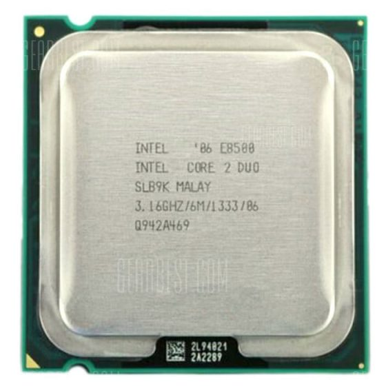italiaunix-Intel Core 2 Duo E8500 CPU  Gearbest