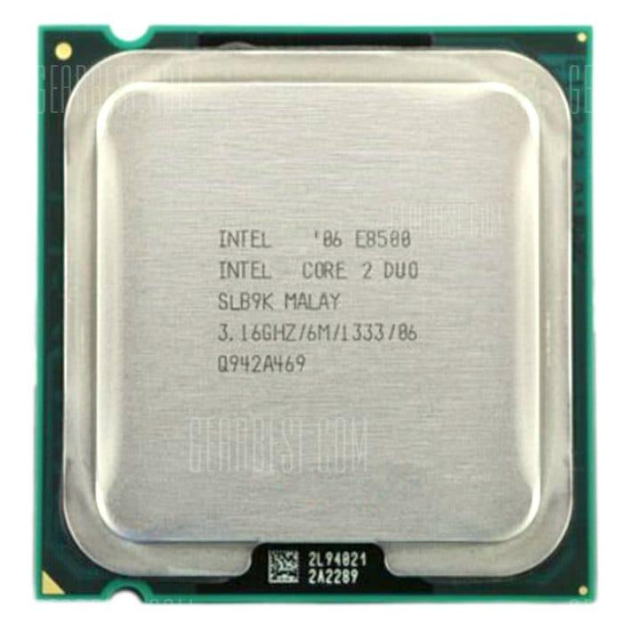 italiaunix-Intel Core 2 Duo E8500 CPU  Gearbest