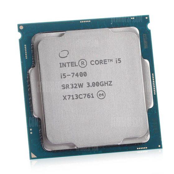 italiaunix-Intel Core I5 7400 Quad-core CPU Scattered Piece