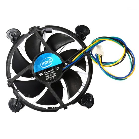italiaunix-Intel Core-i5-6500 Quad Core CPU + CPU Cooler Fan