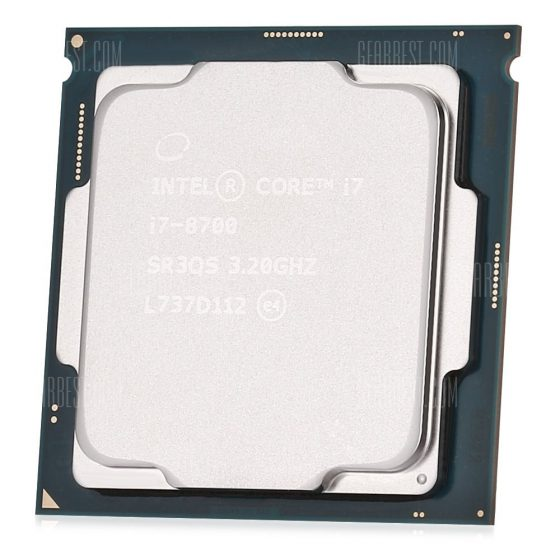 italiaunix-Intel Core i7 8700 Processor Hexa-core CPU