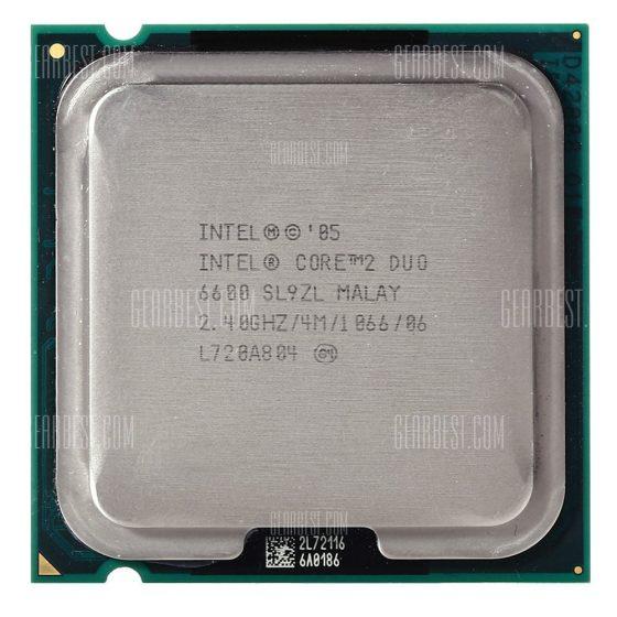 italiaunix-Intel E6600 Dual-core CPU