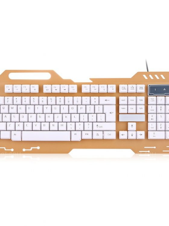 italiaunix-KW - 900 Membrane Keyboard Supporting Backlight