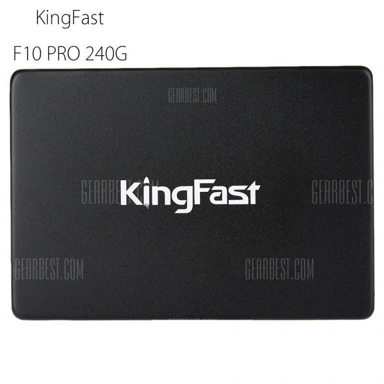 italiaunix-KingFast F10 PRO 120 / 240GB 2.5 Inches Computer SSD  Gearbest