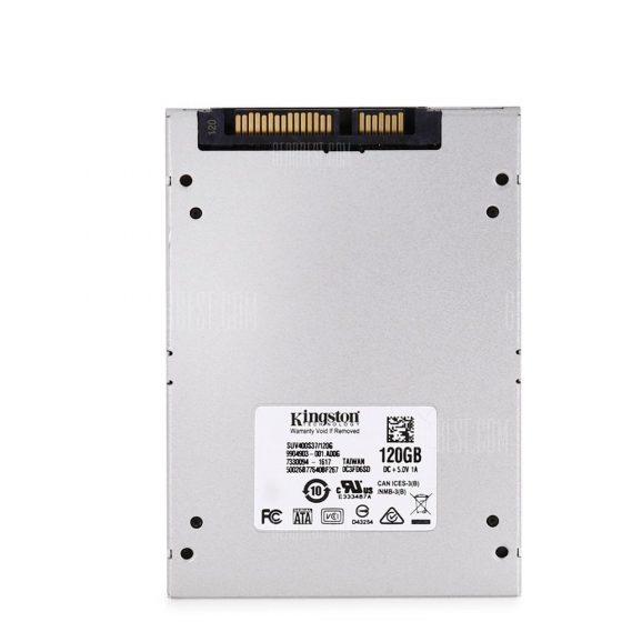 italiaunix-Original Kingston UV400 120GB SSD