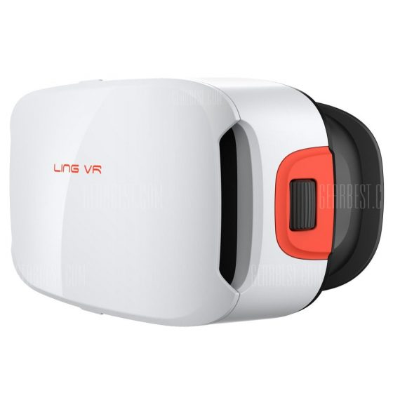 italiaunix-LING VR 1S Virtual Reality Head Mounted 3D Video Glasses