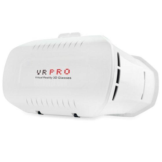 italiaunix-Lightweight VR Pro 3D Glasses Adjustable Pupil