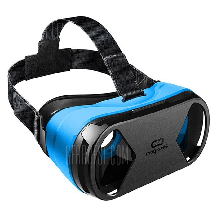 italiaunix-MAGICSEE G1 Virtual Reality 3D Glasses Case VR Headset