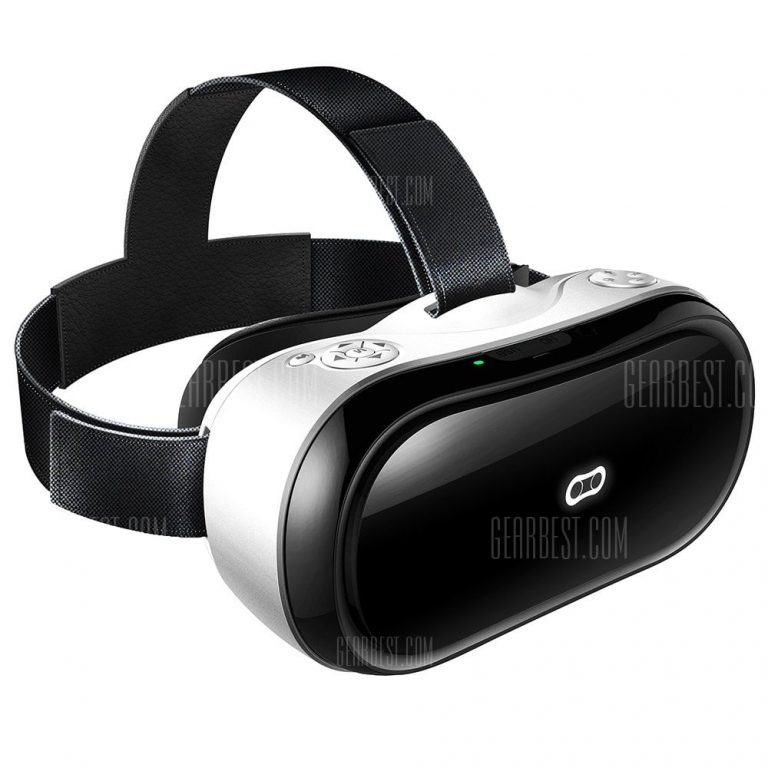italiaunix-MAGICSEE M1 All in One VR Headset 3D Virtual Reality Glasses with Controller