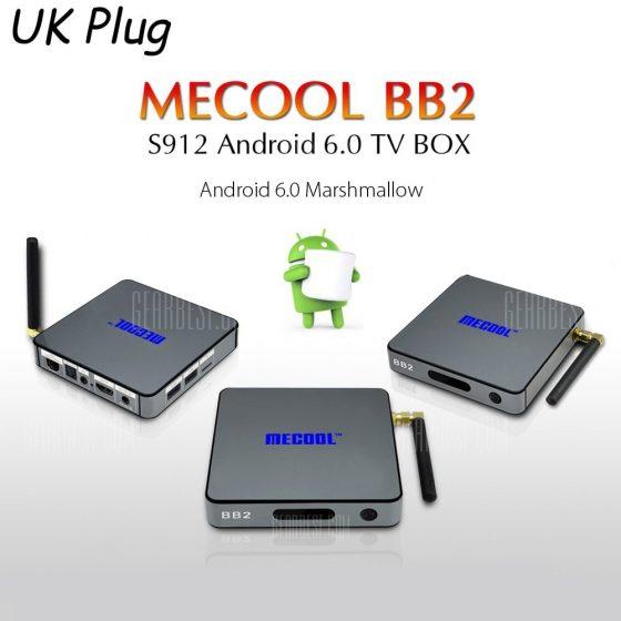italiaunix-MECOOL BB2 TV Box Amlogic S912 Octa Core