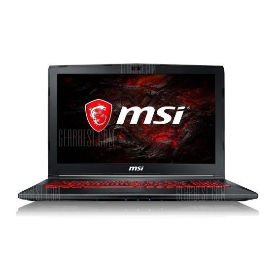 italiaunix-MSI GL62VR 7RFX - 848 Gaming Laptop