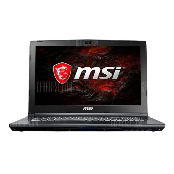 italiaunix-MSI GL72M 7RDX - 684 Gaming Laptop IPS Screen