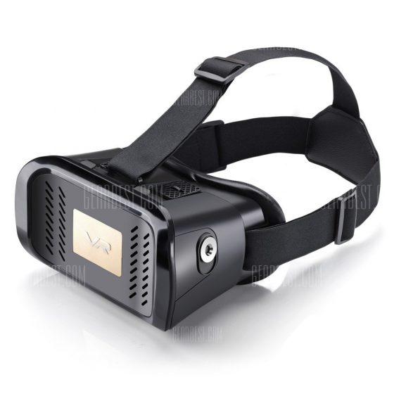 italiaunix-MV100 Head Mount Plastic VR 3D Video Glasses
